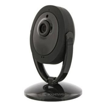 König SAS-IPCAM200B câmara de segurança Câmara de segurança IP interior Secretária 1280 x 720 pixels
