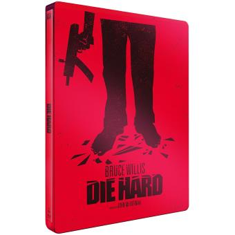 Jungla De Cristal Steelbook / Die Hard (Blu Ray)
