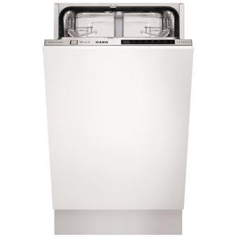 Máquina de Lavar Loiça AEG F78420VI0P 9 espaços conjuntos A++