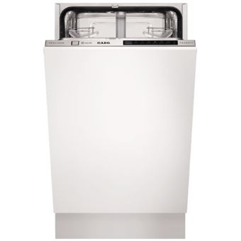 Máquina de Lavar Loiça Encastrável AEG F78420VI0P   9 Conjuntos   45 cm   A++