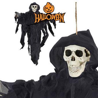 Esqueleto Suspenso You Like It vidaXL 78 x 57cm Preto