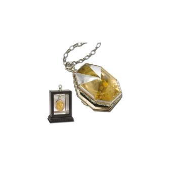Réplica Harry Potter - Medalhão de Salazar Slytherin