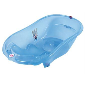 OKBABY Onda banho do bebé Transparente, Azul 30 l