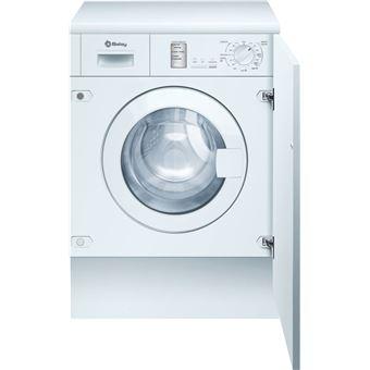 Máquina de Lavar Roupa Encastrável Balay 3TI773BC 7Kg A++ Branco