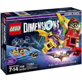 Lego Dimensions The Lego Batman Movie Story Pack (71264)