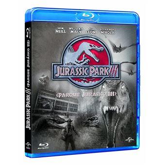 Parque Jurasico III / Jurassic Park III (Blu-ray)