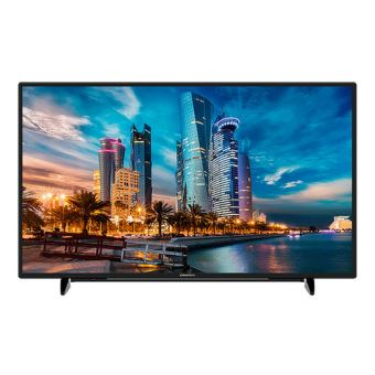 "Smart TV Grundig 49VLX7810BP 49"" Preto"