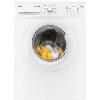 Máquina de Lavar Roupa Carga Frontal Zanussi ZWF81240W 8Kg A+++ Branco