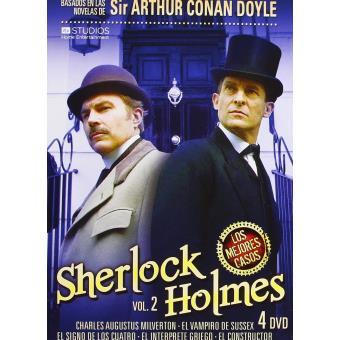 Pack Los Mejores Casos De Sherlock Holmes Vol 2
