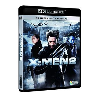 X-Men 2 (4K Ultra HD) (2Blu-ray)