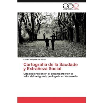 Cartografia de La Saudade y Extraneza Social - Paperback / softback - 2012