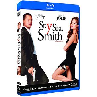Mr. & Mrs. Smith (2005) / Sr. y Sra. Smith (Blu-ray)