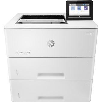 Impressora a Laser P&B HP M507x Wi-Fi Branco