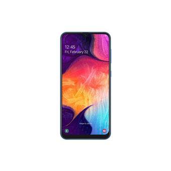 Smartphone Samsung SM-A505F Galaxy 4GB 128GB Azul