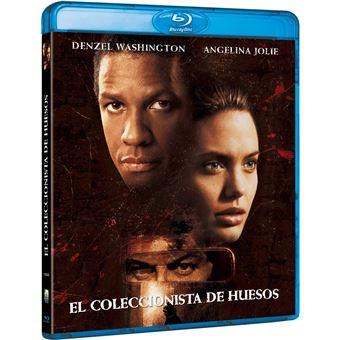 The Bone Collector / El Coleccionista de Huesos (Blu-ray)