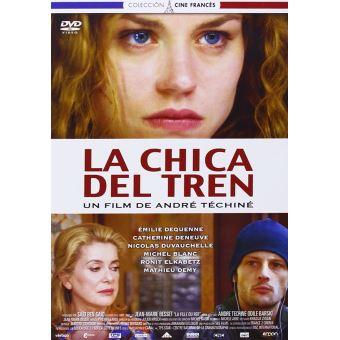 La Chica Del Tren / La fille du RER (DVD)