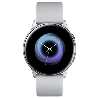 Smartwatch Samsung Galaxy Watch Active Prateado