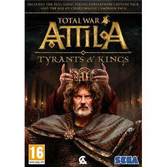 Total War: ATTILA - Tyrants & Kings PC