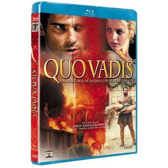 Quo Vadis? (2001) / Quo Vadis : Una historia de la época de Nerón (Blu-ray)