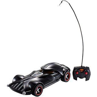 Carro Telecomandado Darth Vader Mattel RC Hot Wheels