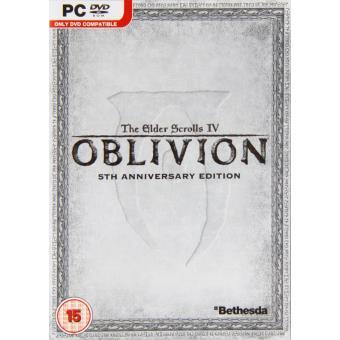 The Elder Scrolls IV: Oblivion 5th Anniversary Edition (PC DVD)