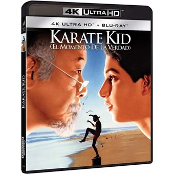 The Karate Kid (4K Ultra HD) / Karate Kid 1 El Momento de la Verdad (2Blu-ray)