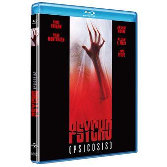 Psycho (1998) / Psicosis (Blu-ray)