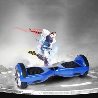 Hoverboard 6.5 CoolFun Bluetooth com Controlo Remoto e Bolsa Azul