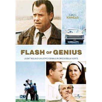 laFeltrinelli Flash Of Genius DVD Italiano