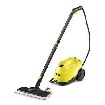 Máquina de Limpeza a Vapor Kärcher SC 3 Preto, Amarelo