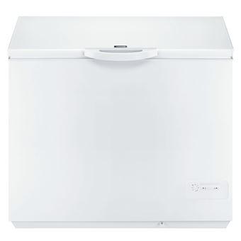 Arca Congeladora Horizontal Zanussi ZFC31400WA 300L A+ Branco