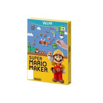 Super Mario Maker Wi U