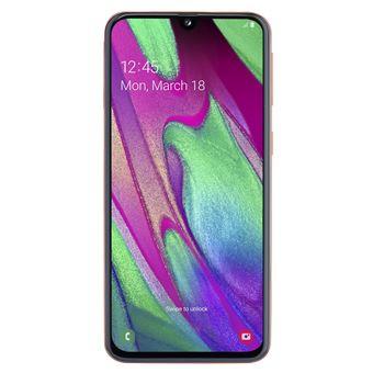 Smartphone Samsung SM-A405F Galaxy 4GB 64GB Coral