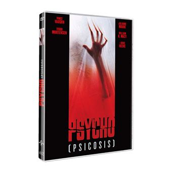 Psycho (1998) / Psicosis (DVD)