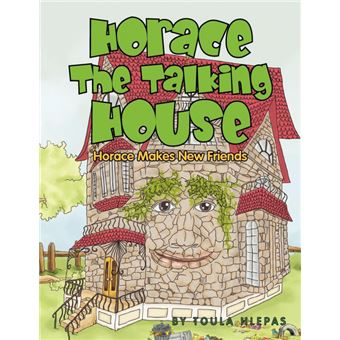 horace The Talking House Paperback -