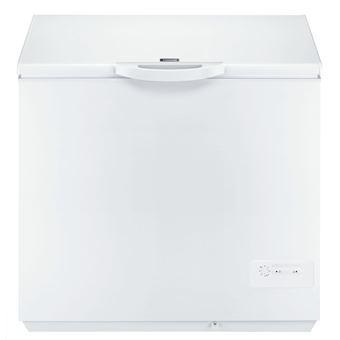 Arca Congeladora Horizontal Zanussi ZFC26400WA 260L A+ Branco