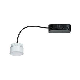 Paulmann 938.19 Cinzento Recessed lighting spot Adequado para uso externo 6,8 W A+ 4000870938195