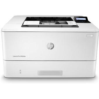 Impressora a Laser P&B HP M404dw Wi-Fi Branco