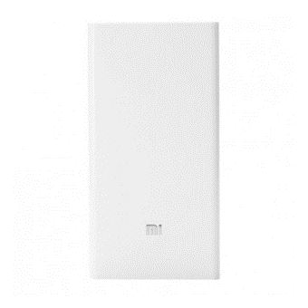 Power Bank Xiaomi Mi Power Bank 20000mAh 20000 mAh Branco
