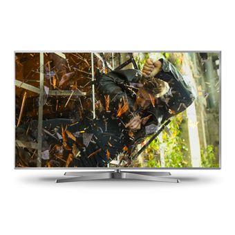 "Smart TV Panasonic 4K UHD TX-43GXW904 43"" Prateado"