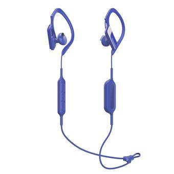 Auriculares Bluetooth Panasonic com microfone RP-BTS10E-A Waterproof Azul