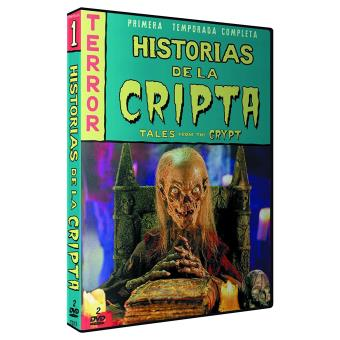 Historias de la Cripta Temporada 1 / Tales from the Crypt (DVD)