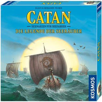 Kosmos CATAN - Szenarien für Seefahrer Estratégia