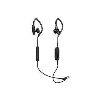 Auriculares Bluetooth Panasonic com microfone RP-BTS10E-K Waterproof Preto