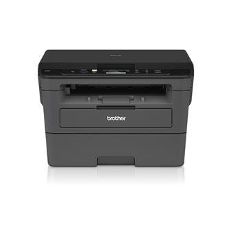 Impressora Multifunções Laser P&B Brother DCP-L2530DW Wi-Fi Preto