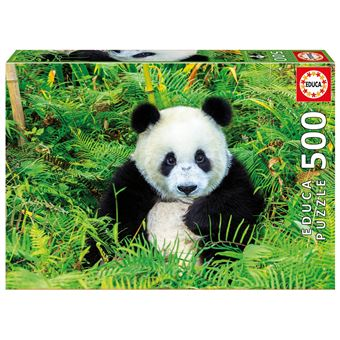 Puzzle Oso panda 500 Peças