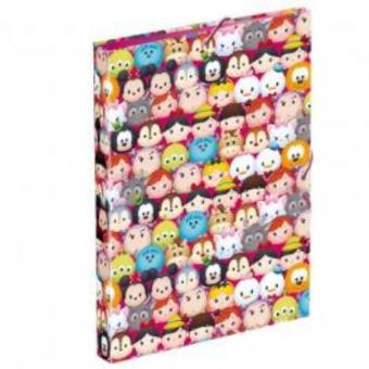 Capa A4 Tsum Tsum Disney Cotton