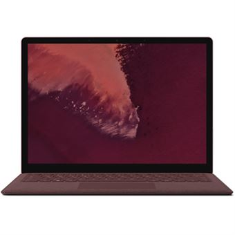 "Microsoft Surface Laptop 2 8GB SSD 256GB 668 13.5"" Borgonha"