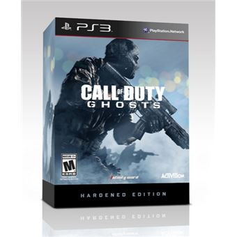 Call of Duty: Ghosts - Hardened Edition PS3