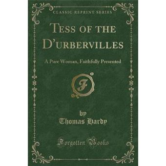 tess Of The Durbervilles Paperback -